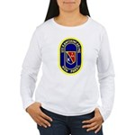 USS Kawishiwi (AO 146) Women's Long Sleeve T-Shirt