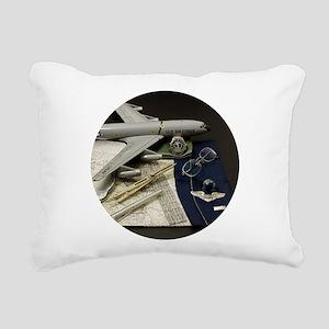 Young Navigator Rectangular Canvas Pillow