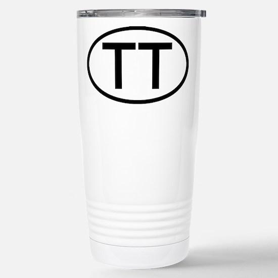 TT - Initial Oval Mugs