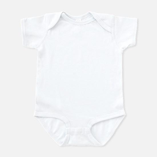 WARNING: Under the influence  Infant Bodysuit