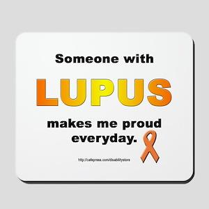 Lupus Pride Mousepad