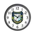 USS Camden (AOE 2) Wall Clock