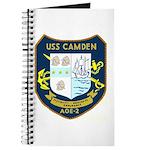 USS Camden (AOE 2) Journal