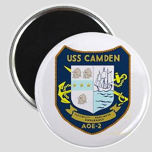 USS Camden (AOE 2) Magnet