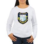 USS Camden (AOE 2) Women's Long Sleeve T-Shirt