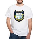 USS Camden (AOE 2) White T-Shirt