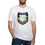 USS Camden (AOE 2) Fitted T-Shirt