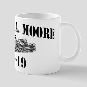 USS JOHN A. MOORE Mug