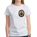 USS JOHN A. MOORE Women's T-Shirt