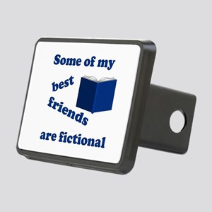 Some of my Best Friends are Fictional Hitch Cover