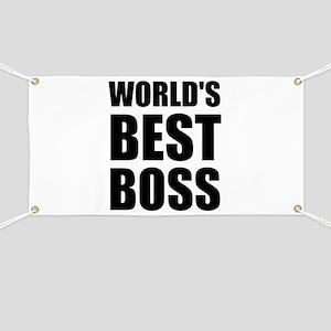 Worlds Best Boss 2 Banner
