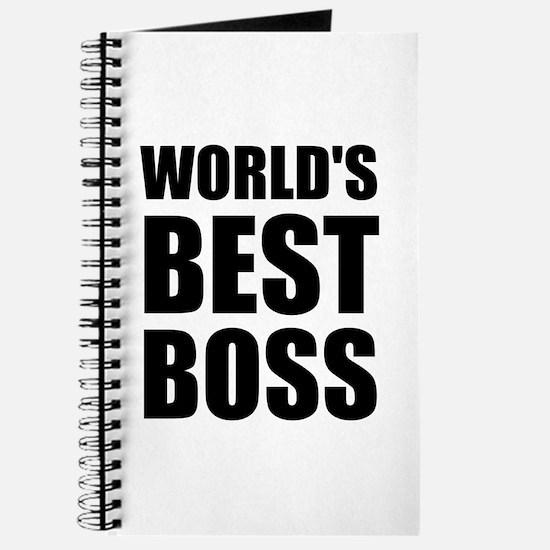 Worlds Best Boss 2 Journal