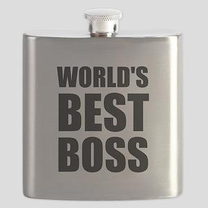 Worlds Best Boss 2 Flask
