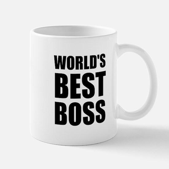 Worlds Best Boss 2 Mugs