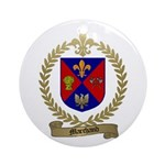 MARCHAND Family Ornament (Round)