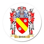 Pethick Round Car Magnet