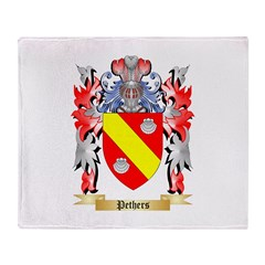 Pethers Throw Blanket