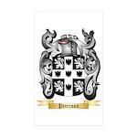 Peterson Sticker (Rectangle 10 pk)