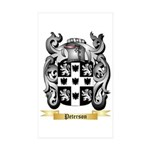 Peterson Sticker (Rectangle 50 pk)