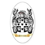 Peterson Sticker (Oval)