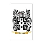 Peterson 20x12 Wall Decal