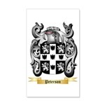 Peterson 35x21 Wall Decal