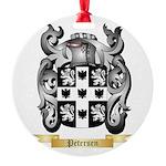 Petersen Round Ornament