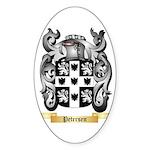 Petersen Sticker (Oval 10 pk)