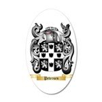 Petersen 20x12 Oval Wall Decal