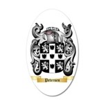 Petersen 35x21 Oval Wall Decal