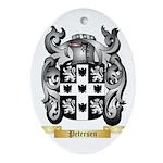Petersen Oval Ornament