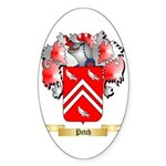 Petch Sticker (Oval 50 pk)