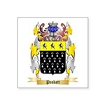Peskett Square Sticker 3