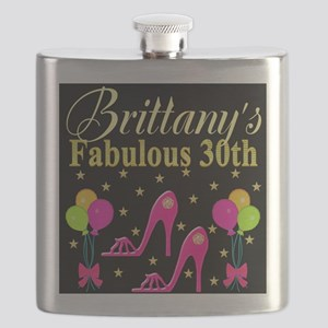 30TH PARTY Flask