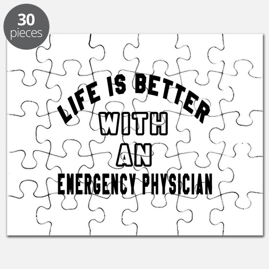 Emergency Physician Designs Puzzle