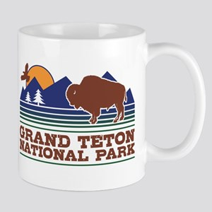 Grand Teton National Park 11 oz Ceramic Mug