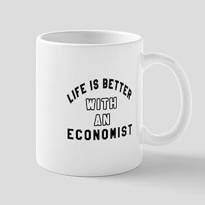 Economist Designs Mug