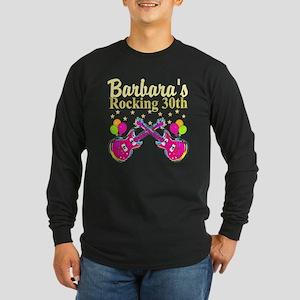 30TH PARTY Long Sleeve Dark T-Shirt