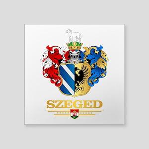 Szeged Sticker