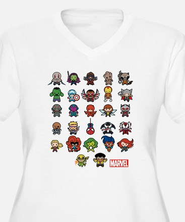 Marvel Kawaii Her T-Shirt