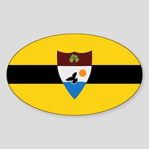 Flag of Liberland Sticker