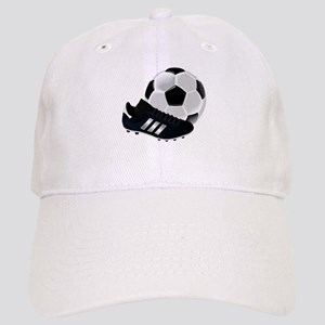 Soccer Ball And Shoes Cap