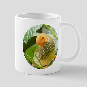 Yellow-faced Star Finch Mugs