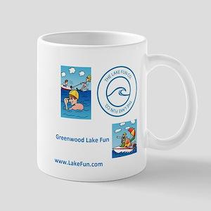 Greenwood Lake Mugs