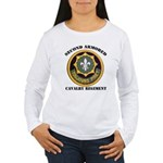 SECOND ARMORED CAVALRY Women's Long Sleeve T-Shirt