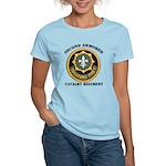 SECOND ARMORED CAVALRY REGIM Women's Light T-Shirt