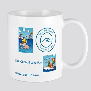 East Okoboji Lake Mugs