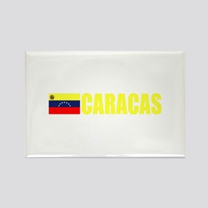 Caracas, Venezuela Rectangle Magnet