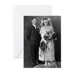 William and Freda Dumes Greeting Cards (Pk of 20)