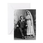 Max and Fannie Fishman Greeting Cards (Pk of 20)